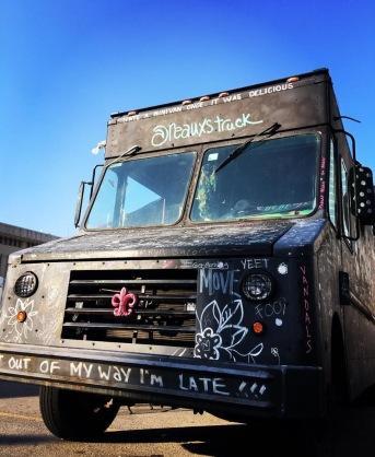 Stella Reauxs Truck